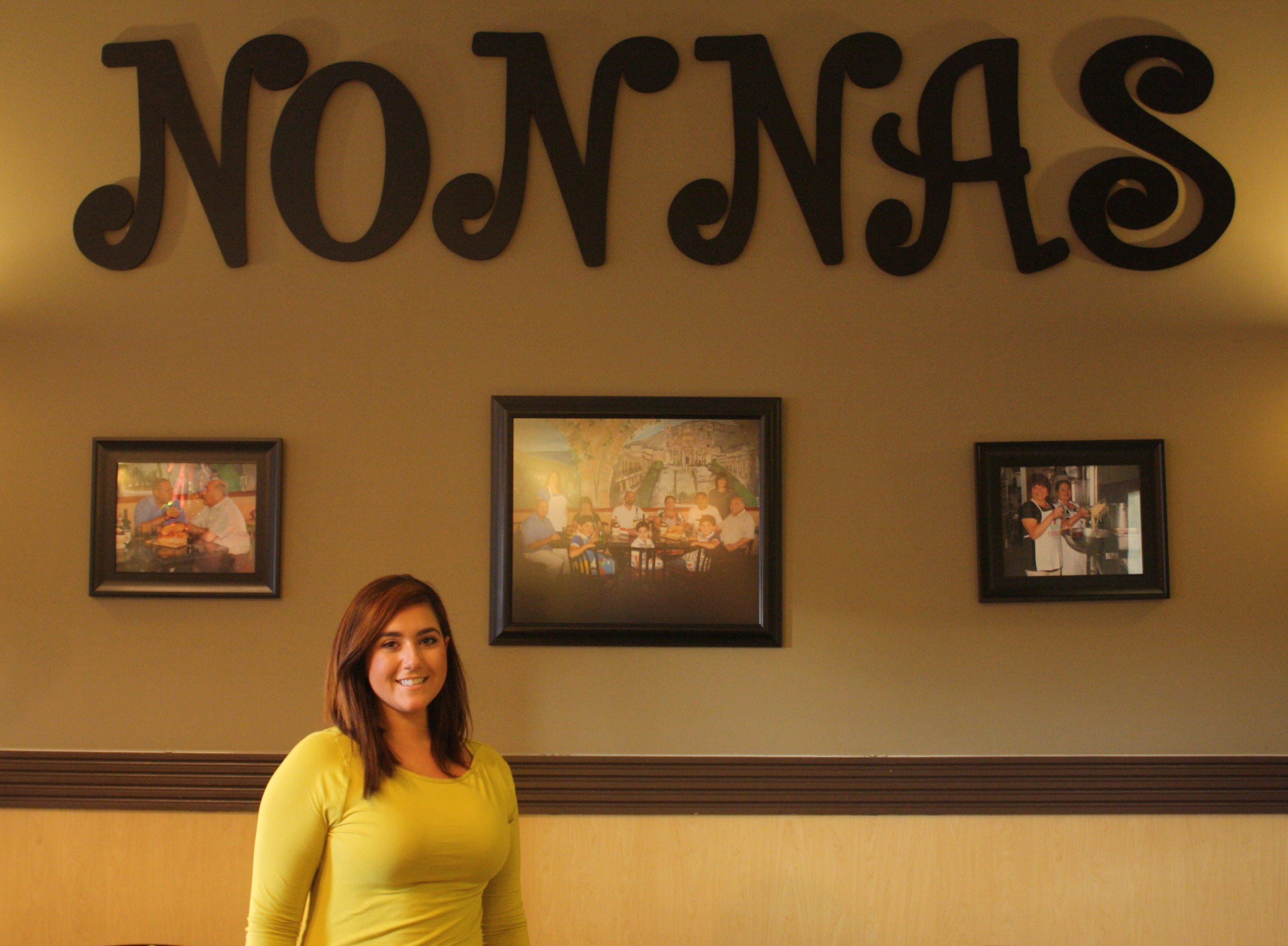 nonna's italian kitchen: where you're treated like family | ou