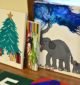 Student artwork is up for sale at the craft show. PHOTO/FAITH BRODY