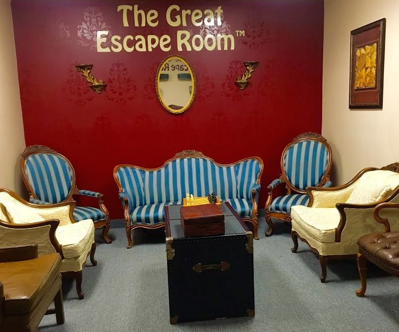 The Great Escape Room In Royal Oak Offers Fun Seekers A Number Of Themed Rooms Courtesy